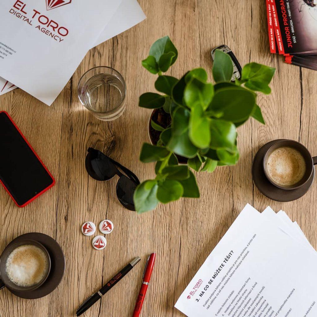 Dejte své značce náskok před konkurencí s marketingovou agenturou El Toro.