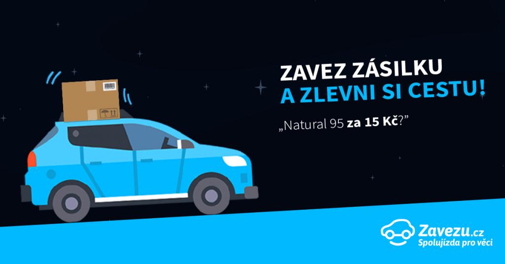 Mobilní aplikace Zavezu